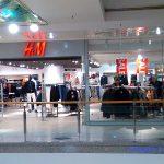 Filialketten H&M