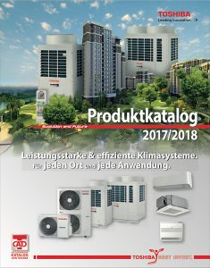 Toshiba-Produktkatalog