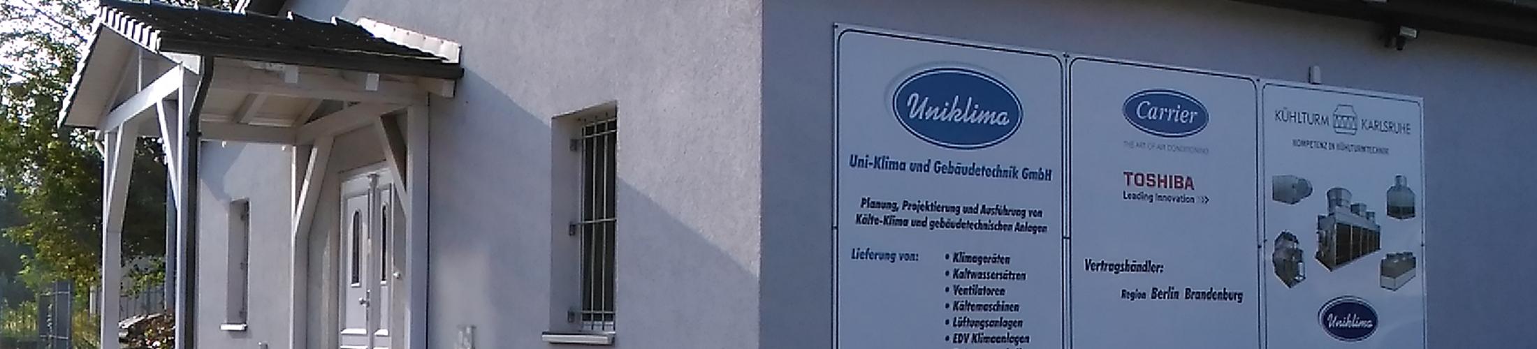 Uni Klima- und Gebäudetechnik GmbH | Uniklima