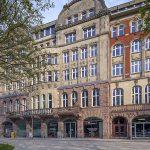 Gewerkschaftshaus in Hamburg