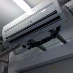 Unterdeckengeräte zur OP-Kühlung