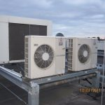 Kühl- und Lüftungsanlagen A10 Center Wildau